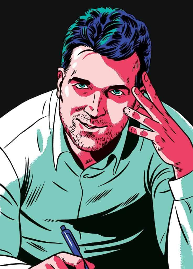 Талантливый мистер Мэллори: паутина лжи писателя детективов 1