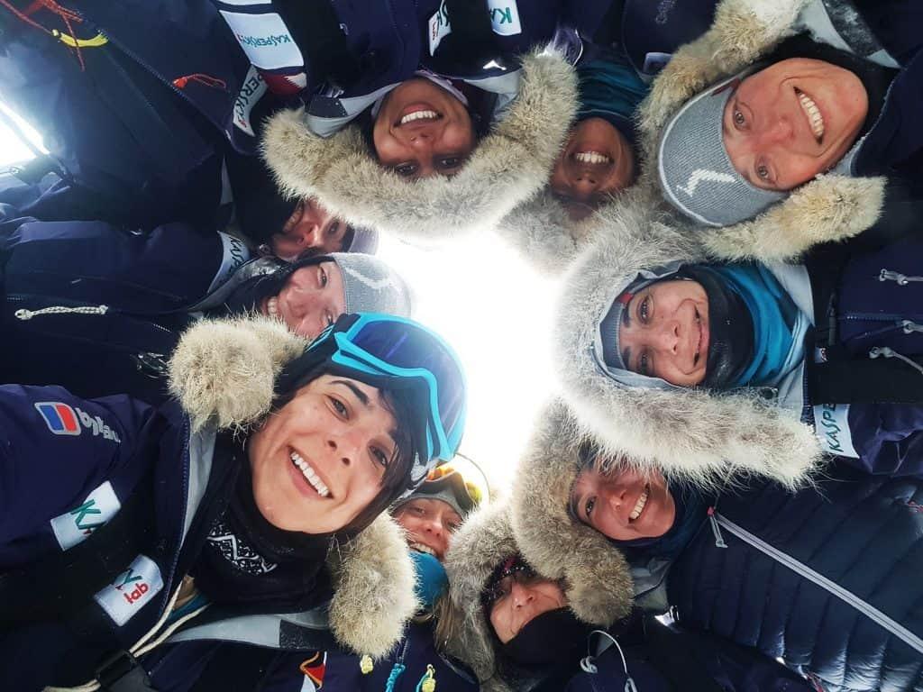 Неудержимые: хроники женской экспедиции на Северный полюс 1