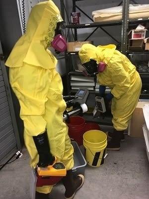 6 пугающих историй, когда люди попросту теряли радиоактивные вещества 2