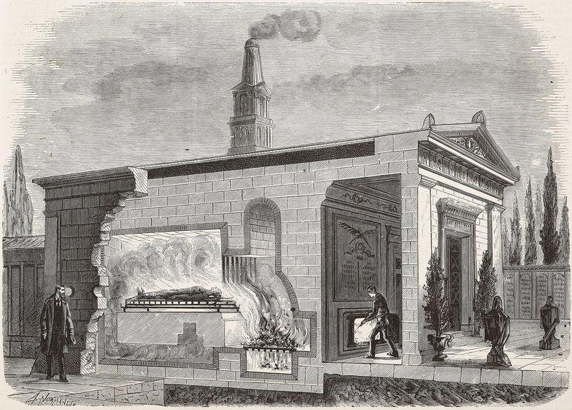 Выгорание: что на самом деле происходит в крематории 3