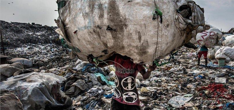 Утопающие в мусоре 12