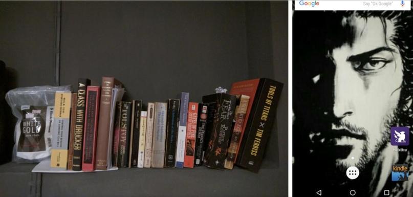 Двести книг за год вместо социальных сетей 1