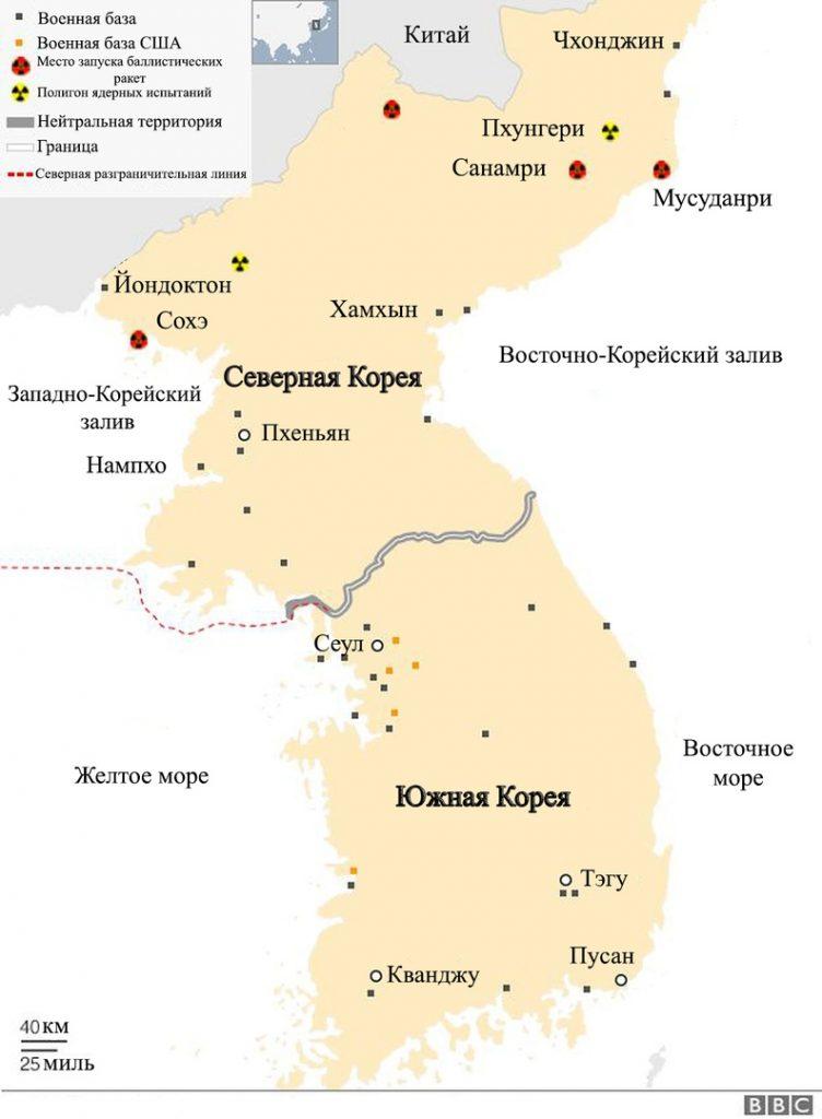 Северная Корея в 40 картах 24