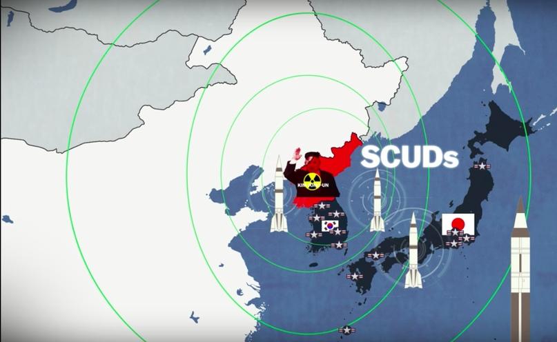 Северная Корея в 40 картах 26