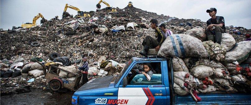 Утопающие в мусоре 2