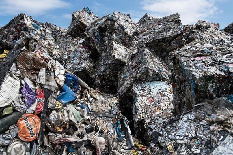 Утопающие в мусоре 8