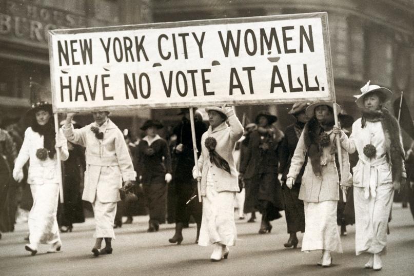Волны феминизма, и почему люди продолжают о них спорить 2