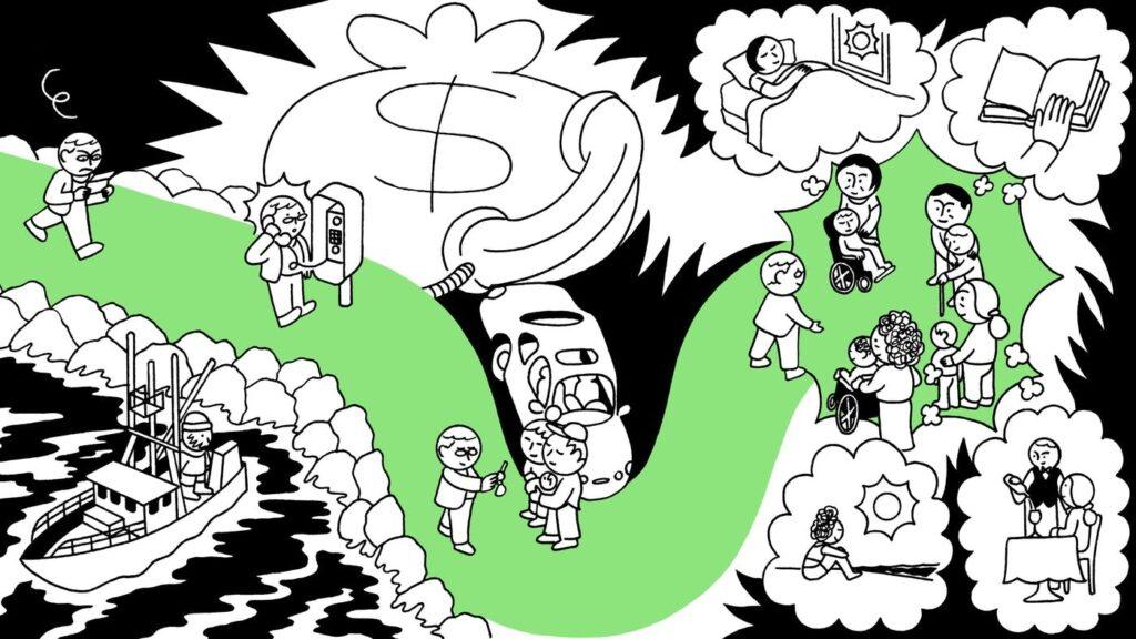 Сорвать куш: 15 историй о деньгах, изменивших всё 11
