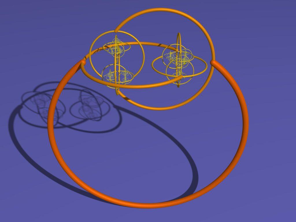 Лента Мёбиуса опровергает свою связь с бесконечностью 1
