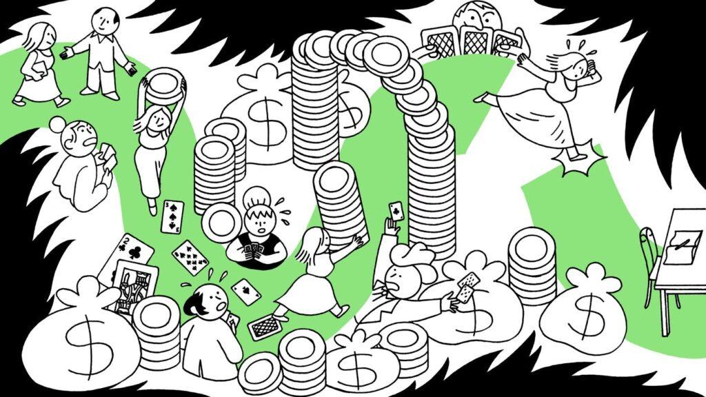 Сорвать куш: 15 историй о деньгах, изменивших всё 7