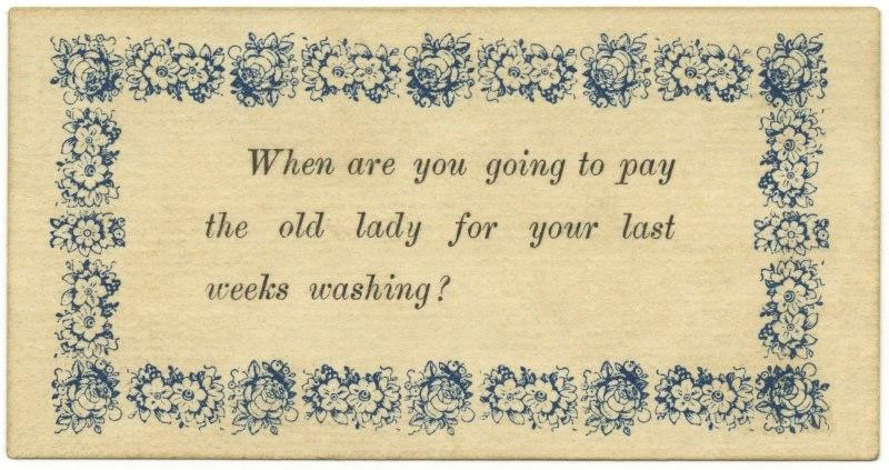 Как флиртовать с помощью книг: инструкции из викторианских открыток 3
