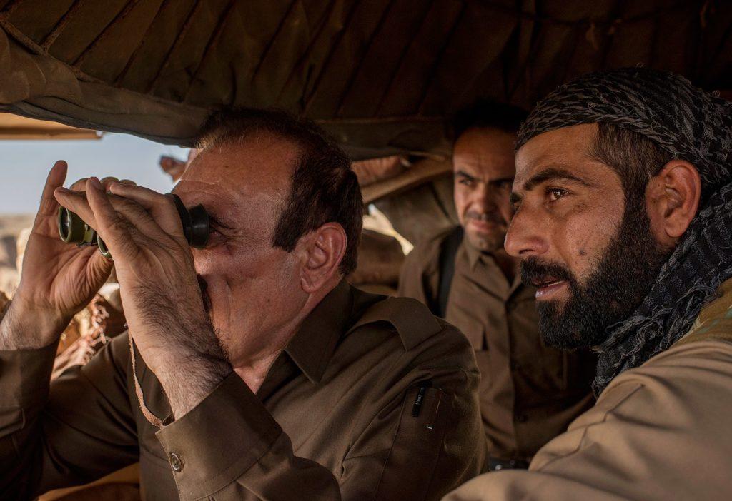 Как Безумный Макс из Ирака сражался с ИГ на бронированном BMW 1