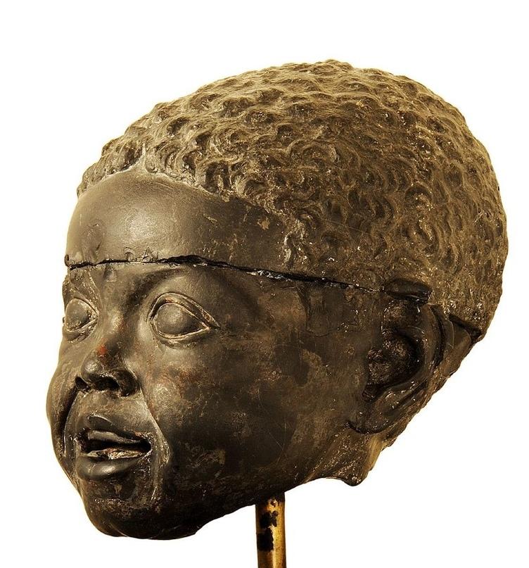 Миф о белизне античных скульптур 7