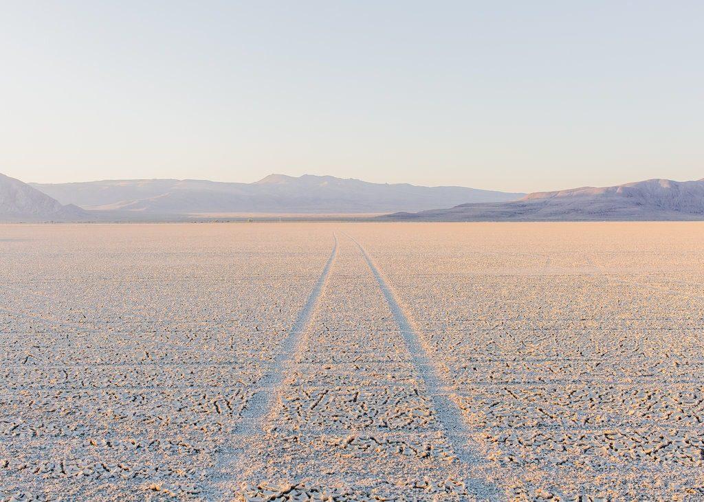 Лауреат Нобелевской премии по экономике на фестивале Burning Man 2