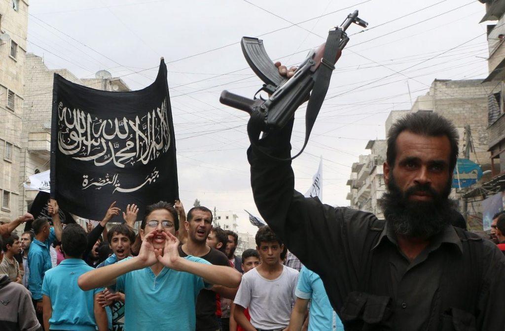 Аль-Каида возвращается спустя 16 лет 1