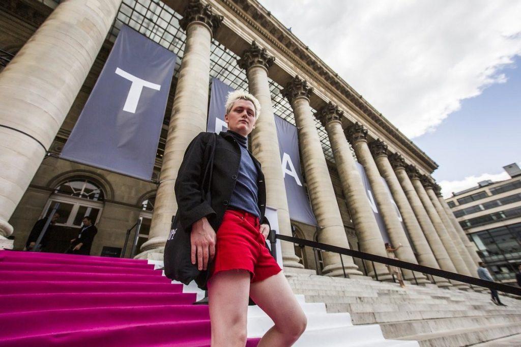 Как я доврался до парижской недели моды 20