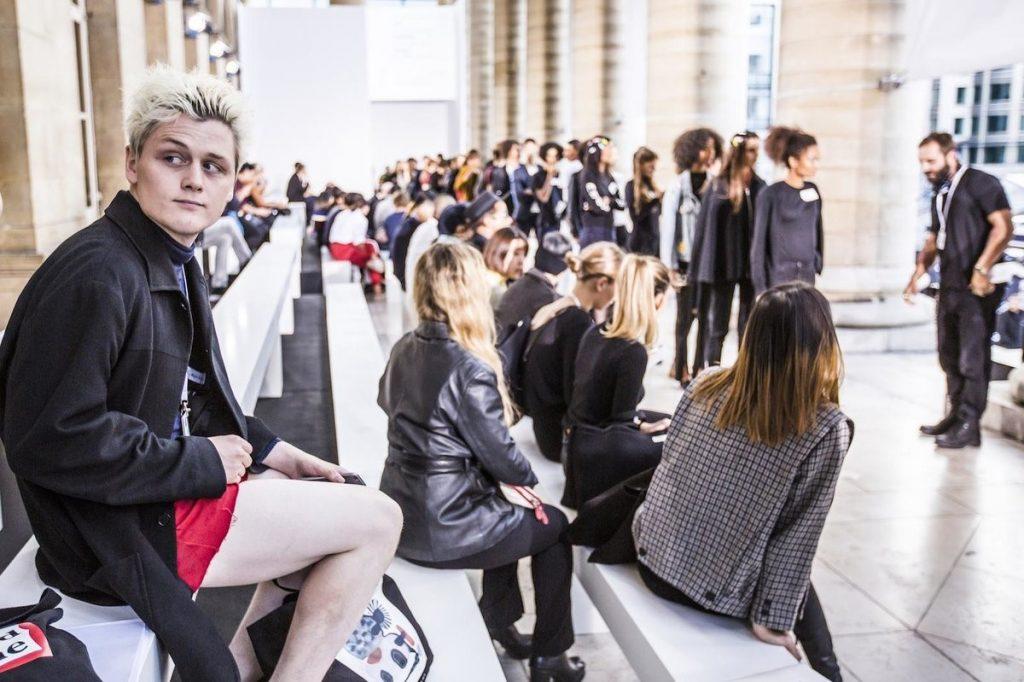 Как я доврался до парижской недели моды 22