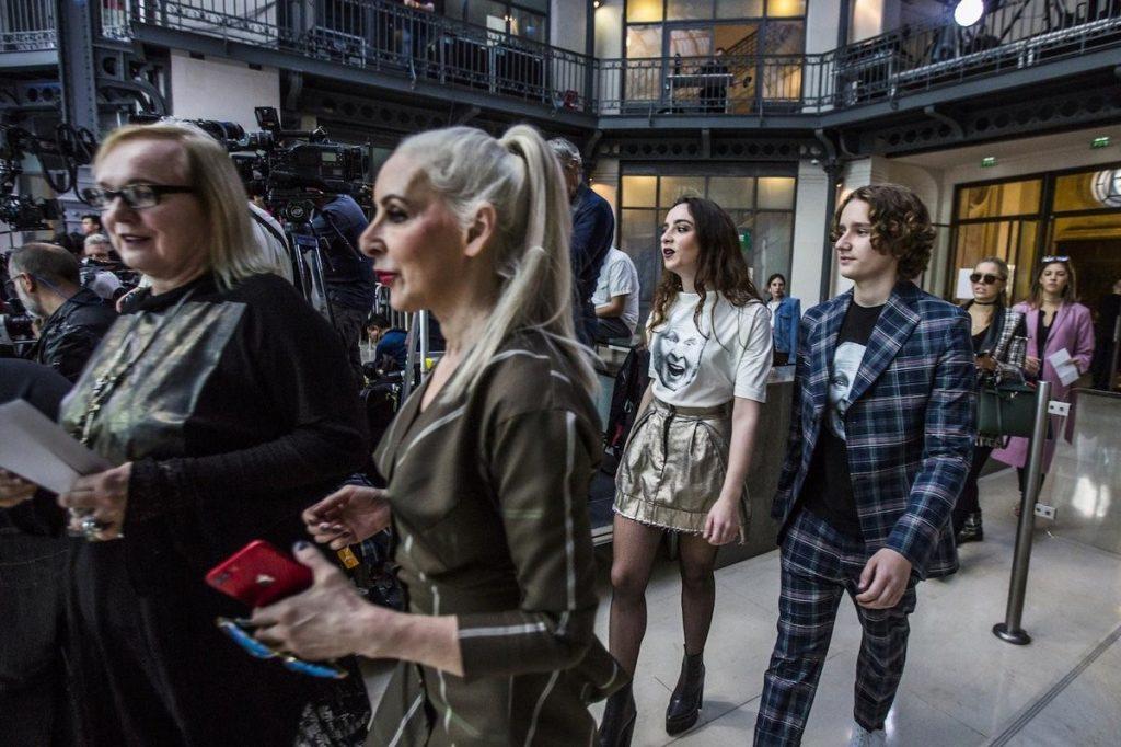 Как я доврался до парижской недели моды 23