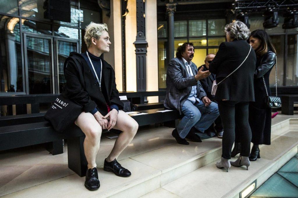 Как я доврался до парижской недели моды 24