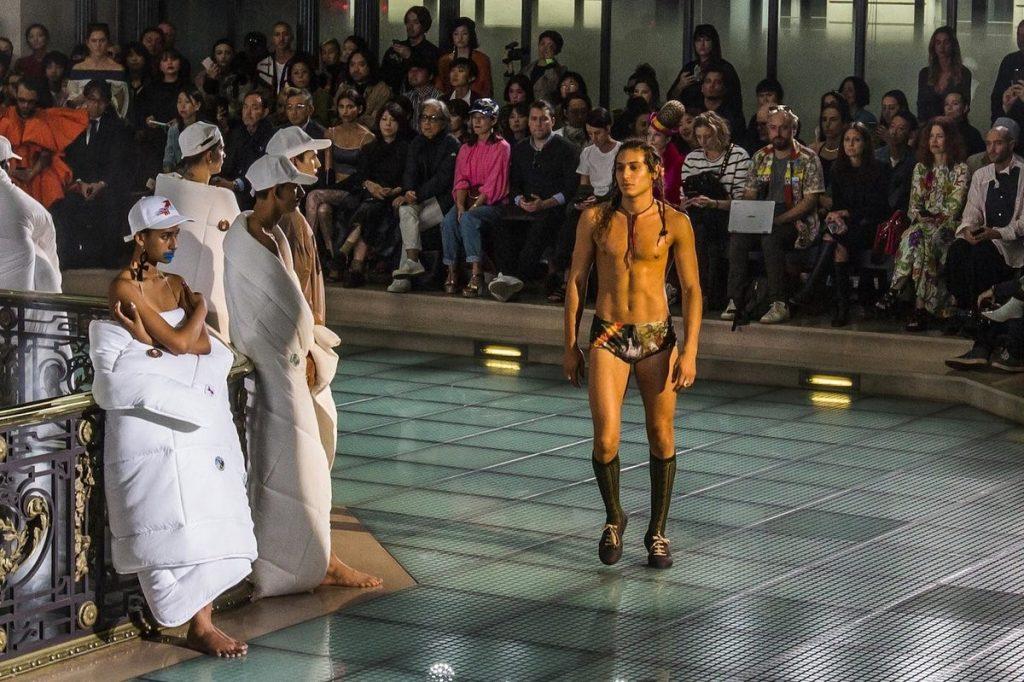 Как я доврался до парижской недели моды 26