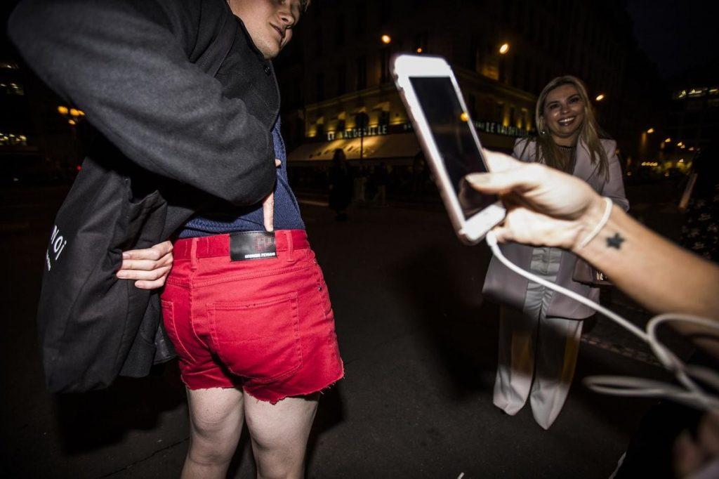 Как я доврался до парижской недели моды 28