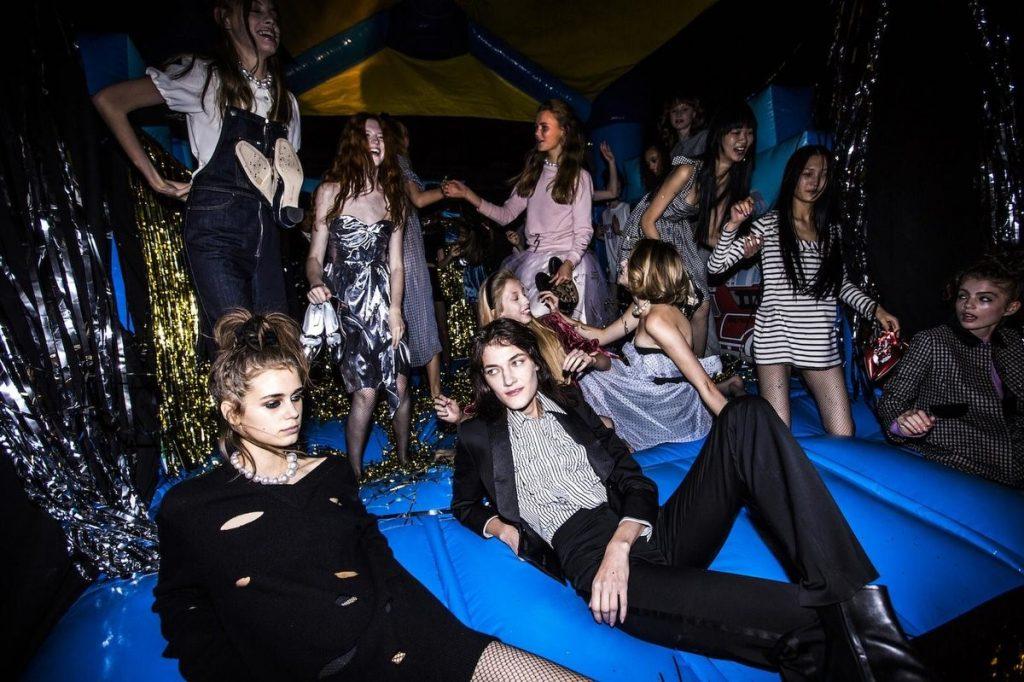 Как я доврался до парижской недели моды 29
