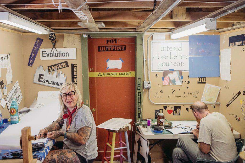 Лауреат Нобелевской премии по экономике на фестивале Burning Man 6