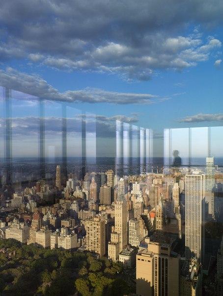 Как небоскребы меняют город 1