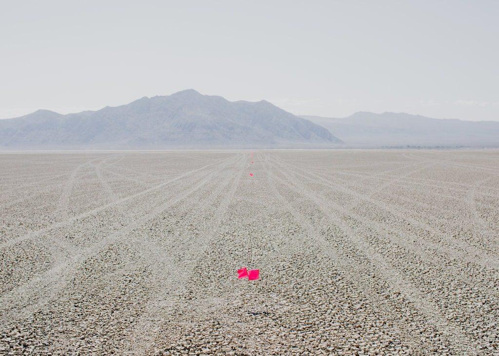 Лауреат Нобелевской премии по экономике на фестивале Burning Man 10