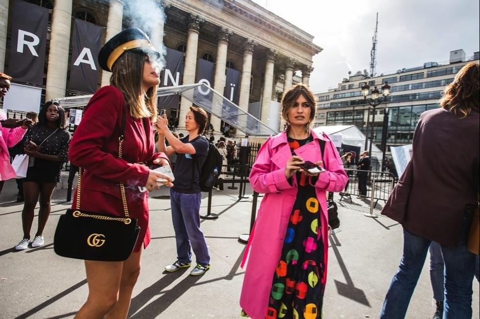 Как я доврался до парижской недели моды 9