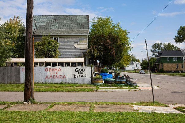 Как поселиться в умирающем Детройте, и что делать дальше 1