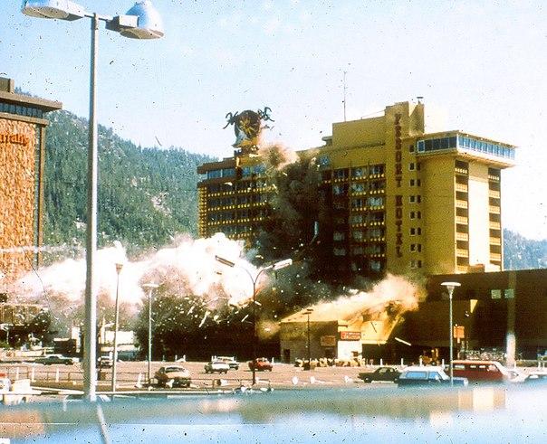Вымогатели-неудачники, хитроумный девайс и ограбление казино: невероятная история из 80-х 7