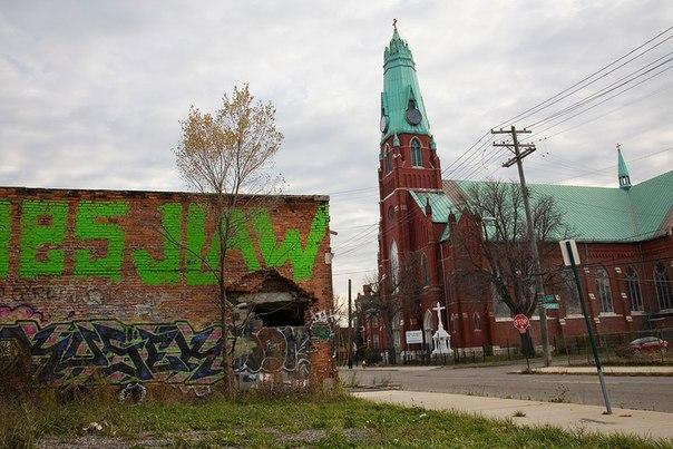 Как поселиться в умирающем Детройте, и что делать дальше 7