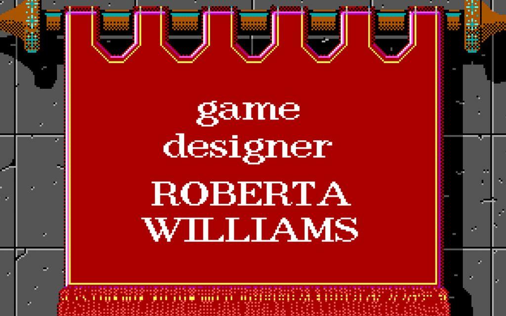 Как Роберта Уильямс, первый графический дизайнер компьютерных игр, заняла особое место в гейм-индустрии 1