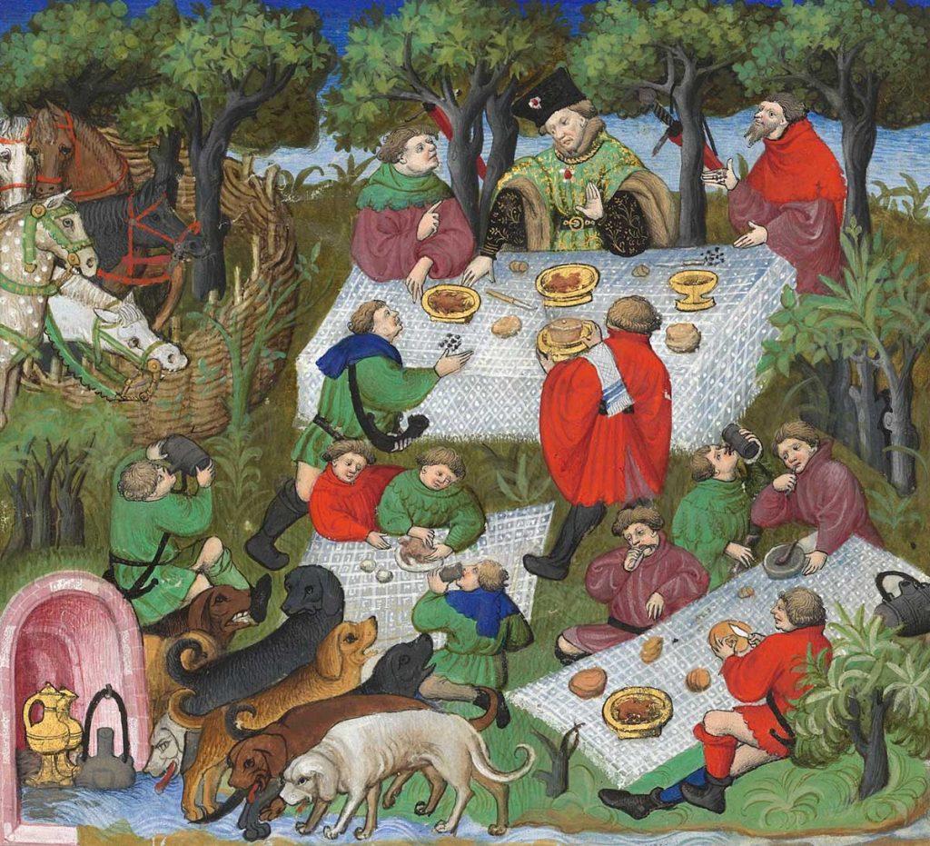 Средневековый мир собак 4