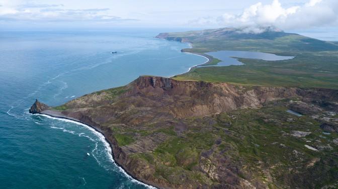 На острове Святого Матвея не задерживаются 1