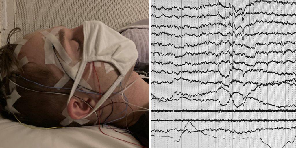 Как ученые разговаривают с осознанно спящими 1