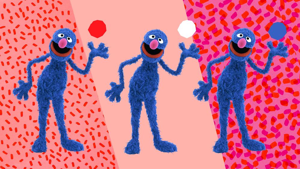 Почему детские мультфильмы такие странные? 1
